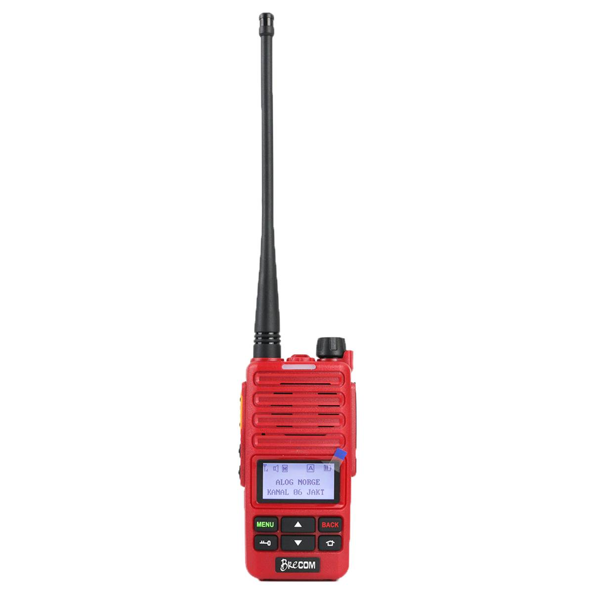 10070000- -Brecom VR-600D analog/digital radio DMR 138-174Mhz