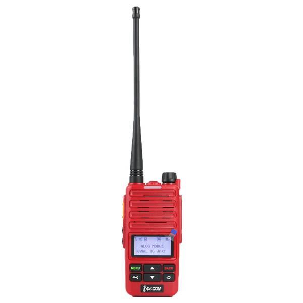 Bilde av 10070000- -Brecom VR-600D analog/digital radio