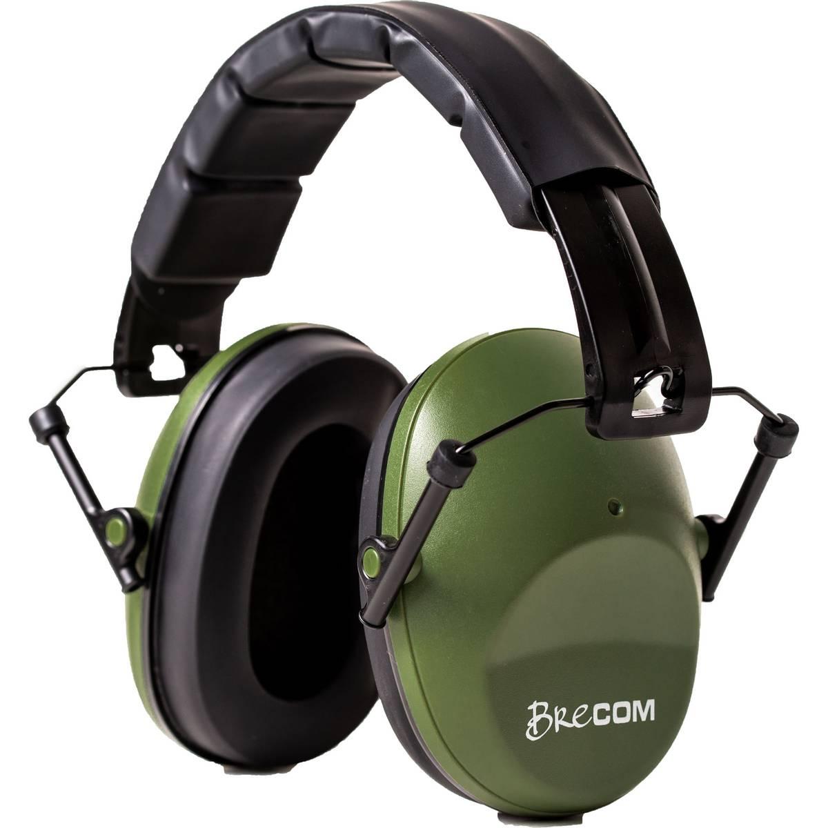 10075101- -Brecom passivt hørselsvern.