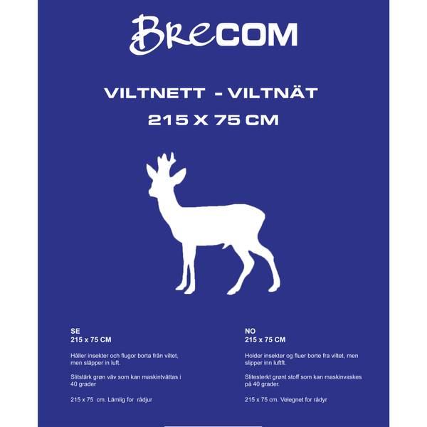 Bilde av VN-215- -Brecom viltnett. Rådyr. 215x75 cm